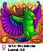 Iris-Rainbow