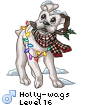 Holly-wags