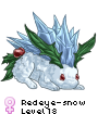 Redeye-snow