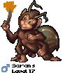 Sarons